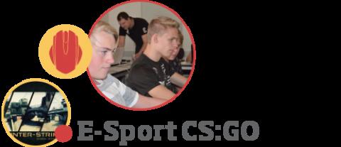E-Sport CS:GO